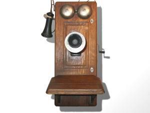 Crank phone