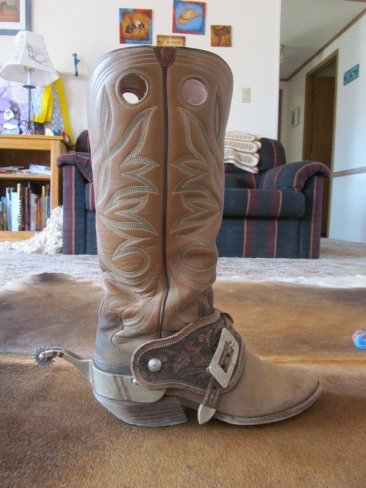 Paul Bond boots